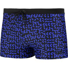 speedo Valmilton Aqua Shorts Heren, black/blue